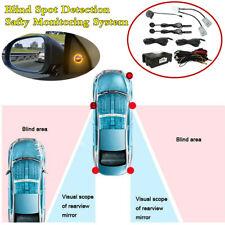 2 Sensor Car Blind Spot Mirror BSM Radar Monitoring Detection System Assistant
