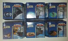 HUGE 2002 Star Wars Micro Machines Action Fleet Lot with Shipper Box, MEGA BONUS