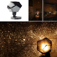 Romantic Astrostar Astro Star Laser Projector Cosmos Light Night SKY Lamp Gift