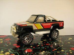 Sandancer 4x4 Ford Ranger Buddy L 1982 Pressed Steel Toy Pickup Truck