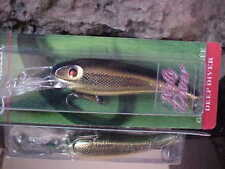 Cordell Deep Wally Diver (cast/troll) Cd06 in Color Gold/black for Walleye Daos