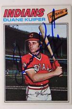 Cartes de baseball, saison 1977 Topps
