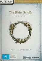 The Elder Scrolls Online Tamriel Unlimited Windows PC Mac MMORPG Strategy Game