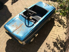 MOSKVITCH Pedal Car '70 Rare beautiful aged car