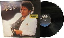 """Michael Jackson THRILLER Disque 33t 12"""" LP Vinyl Record Album Disc 1982"""