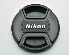 Genuine Nikon LC-58 58mm Snap-On Front Lens Cap 50mm 35mm 55-300mm 70-300mm F