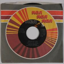 DAVID BOWIE: Be My Wife / Speed of Life USA '77 Glam Rock STOCK 45 NM-
