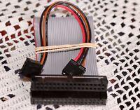 Floppy Kabel & Strom/Spannungskabel für  Commodore Amiga 500 Disk Laufwerk - II