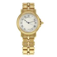Relojes de pulsera con fecha automática de oro amarillo