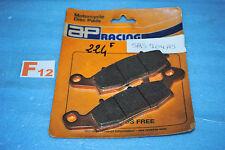 plaquettes de frein AP RACING Suzuki 600 BANDIT GSR 750 SV Kawasaki ER5 KLR 650