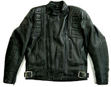 BELSTAFF Outlaw Biker Motorrad Harley Lederjacke 52 L