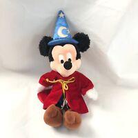 Walt Disney World Mickey Mouse Wizard Plush
