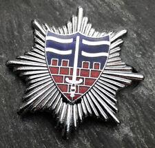 More details for bath fire brigade cap badge
