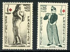 STAMP / TIMBRE FRANCE NEUF LUXE °° N° 1400/1401 ** CROIX ROUGE/ ART
