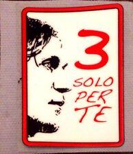 AC MILAN MALDINI 3 solo per te di Calcio Souvenir Crest Badge Patch
