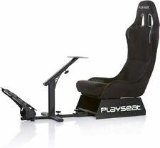 Playseat REM00008 Evolution Alcantara Gaming Seat - Black