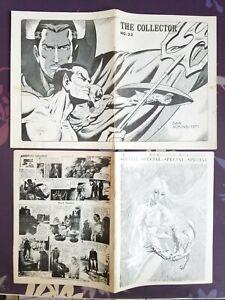 ~ The Collector Special - Fanzine 1969, ~ The Collector #22 Fanzine 1971
