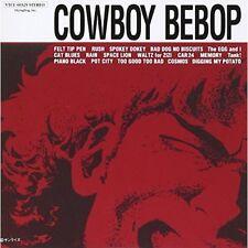 COWBOY BEBOP Original SoundTrack CD Japan Anime OST with Tracking