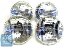 1968-71 GM Cars T-3 / T3 Headlamps / Headlights 4 Headlamp - Set of 4