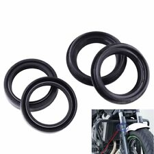 Motorcycle Front Fork Dust Oil Seal Shock Absorber fit for Honda Yamaha Suzuki