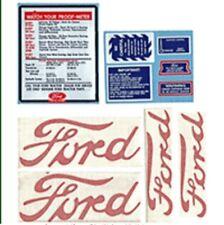Ford Tractor Naa Jubilee Tractor Decal Kit Set Naa5354