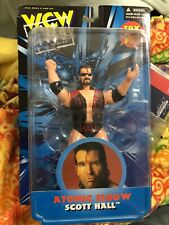 WCW/NWO Atomic Elbow Scott Hall Figure