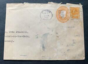Canada 🇨🇦 1926 Ottawa - used postal stationery cover