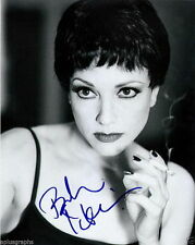 BEBE NEUWIRTH.. Broadway's Smoking Hot Stunner (Chicago) SIGNED