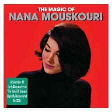 Nana MOUSKOURI-the Magic of Nana MOUSKOURI - 2xcd NEUF