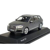 Audi Q7 Graphite Gray 1:43 Model Car 5011407633 Genuine New