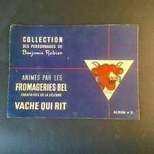 Album Publicitaire Bel Vache Qui Rit Benjamin Rabier