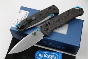 535 axis lock s90v blade carbon fiber cf handle tactical pocket knife knives edc