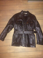 Belstaff Panther Lederjacke braun Winteredition (Größe M / 48-50)
