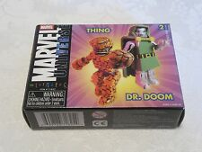 Diamond Select Marvel Universe Minimates The Thing & Dr. Doctor Doom