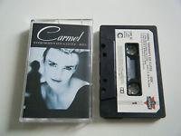 CARMEL EVERYBODY'S GOT A LITTLE SOUL CASSETTE TAPE 1987 PAPER LABEL LONDON UK