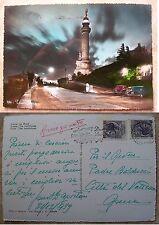 Trieste - Faro, viaggiata nel 1959