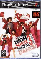 Sony PS2 High School Musical Dance 3 - Neu und Versiegelt