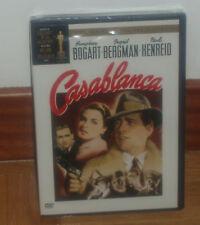 CASABLANCA-EDICICION ESPECIAL-2 DVD-NUEVO-PRECINTADO-NEW-SEALED-HUMPHREY BOGART