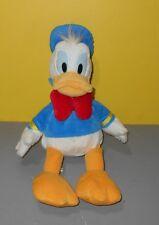 "Disney Store Donald Duck Plush 18"" Stuffed Toy Doll Authentic Original Sailor"