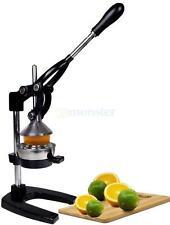 Orange Hand Press Pro Manual Fruit Juicer Juice Squeezer Citrus Orange Lemon
