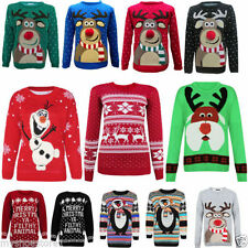Christmas Vintage Jumpers & Cardigans for Women