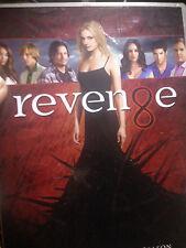 Revenge: The Complete First Season DVD set