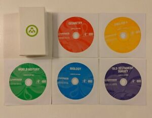 USB Consumer math elective! Switched on Schoolhouse 10th Grade CD Set