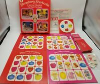 1980s Strawberry Shortcake Game Basket Four Berry Fun Games Parker Brothers 1981