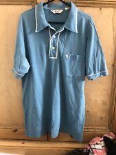 Penguin Verde/Azul Camisa Polo para hombre de gran tamaño