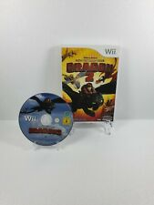 How to Train Your Dragon 2 Nintendo Wii Spiel-sehr guter Zustand versandkostenfrei