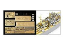 Tamiya     1/350 German Bismarck 1941 Detail Up Set for #78013  TAM25181