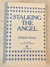 ROBERT CRAIS   1st UNCORRECTED PROOF SIGNED STALKING THE ANGEL