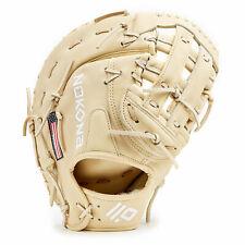 "Nokona AmericanKip Blonde 13"" A-N70H-BL Baseball 1st Base Mitt, Right Hand Throw"