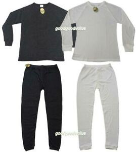 2pcs Mens Woolen Thermal Top/ Long Sleeve Spencer + Long Johns/ Pants Underwear